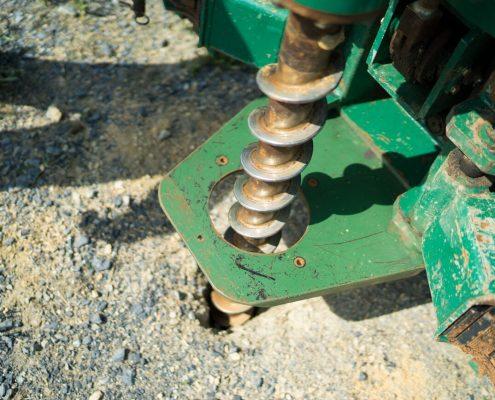 Drilling for Environmental Site Assessment